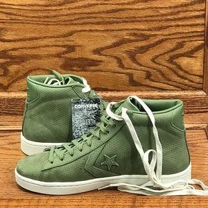 Converse PL 6 Mid Fatigue Green Shoes